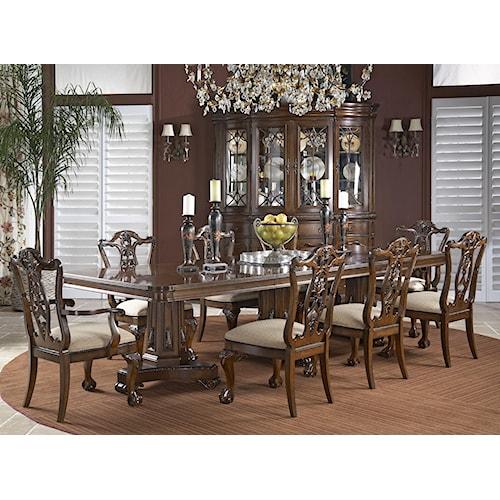 Fine Dining Room Furniture: Fine Furniture Design Antebellum Formal Dining Room Group