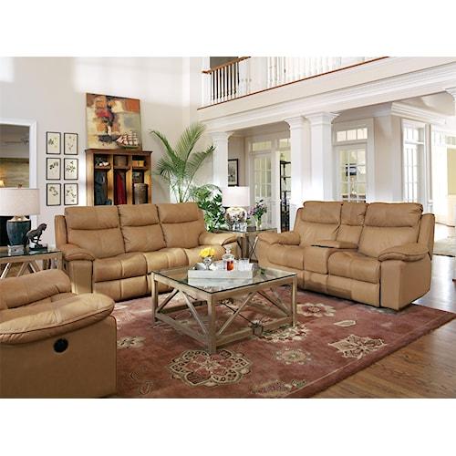 Flexsteel Latitudes - Julio Reclining Living Room Group