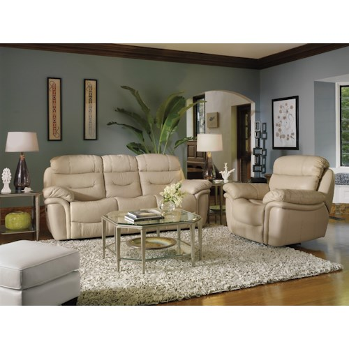 Flexsteel Latitudes - Westport Power Reclining Living Room Group