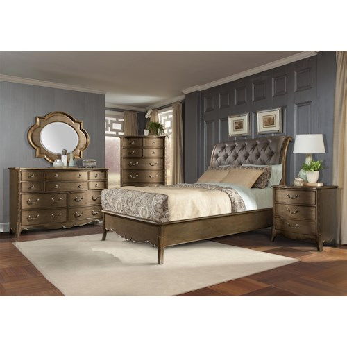 Homelegance Chambord King Bedroom Group