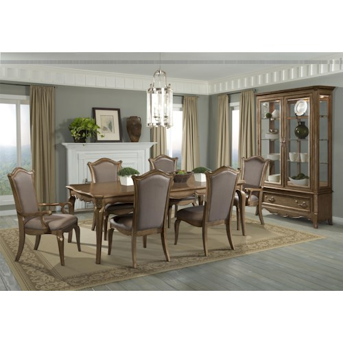 Homelegance Chambord Formal Dining Room Group