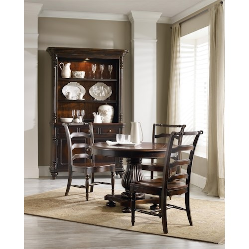 Hamilton Home Eastridge Casual Dining Room Group
