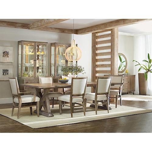Hooker Furniture Studio 7H Formal Dining Room Group