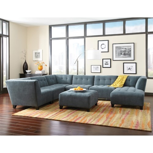 Jonathan Louis Belaire Stationary Living Room Group