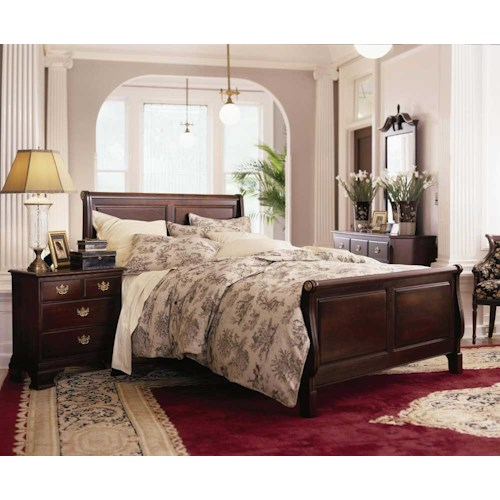 Kincaid Furniture Carriage House King Bedroom Group