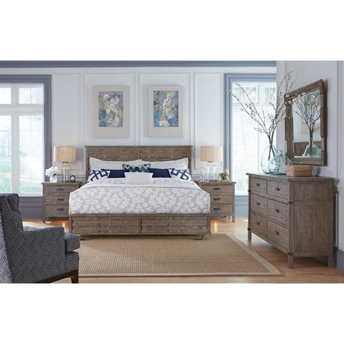 Kincaid Furniture Foundry CK Bedroom Group