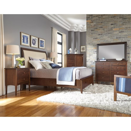 Kincaid Furniture Gatherings King Bedroom Group