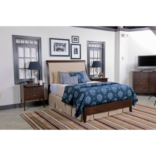 Kincaid Furniture Gatherings California King Bedroom Group