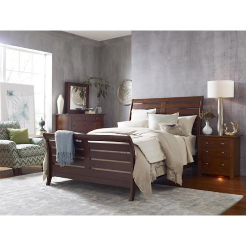 Kincaid Furniture Homecoming Queen Bedroom Group