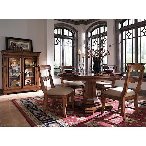 Kincaid Furniture Tuscano Casual Dining Room Group