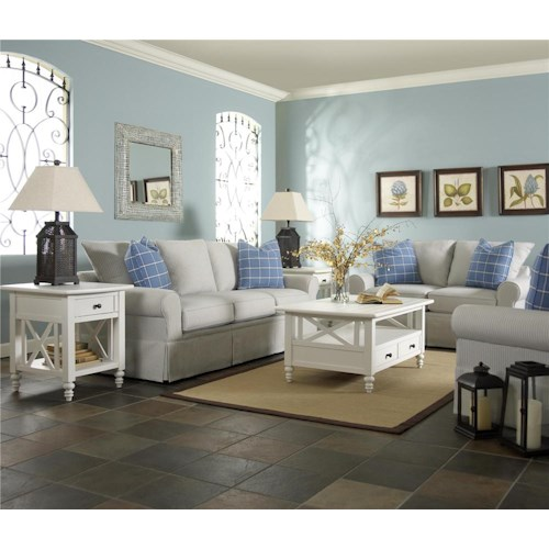 Elliston Place Brook Stationary Living Room Group