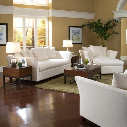 Elliston Place Fifi Stationary Living Room Group