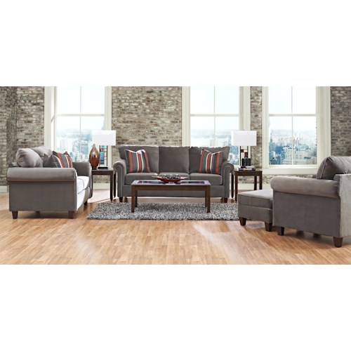Elliston Place Lopez Stationary Living Room Group