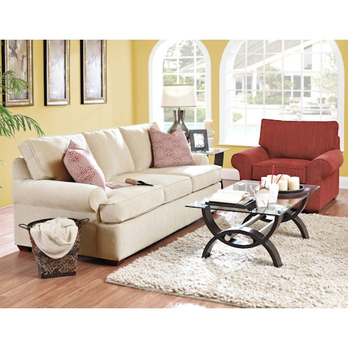 Elliston Place Troupe Stationary Living Room Group