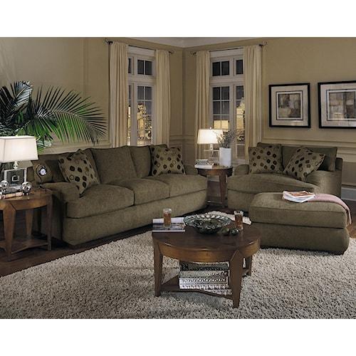Elliston Place Vaughn Stationary Living Room Group