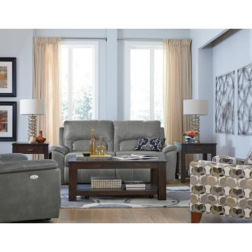 La-Z-Boy Charger Reclining Living Room Group