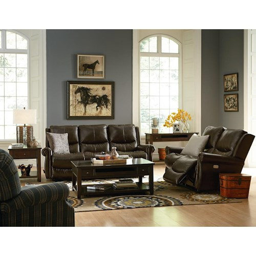 La-Z-Boy DUNCAN Reclining Living Room Group