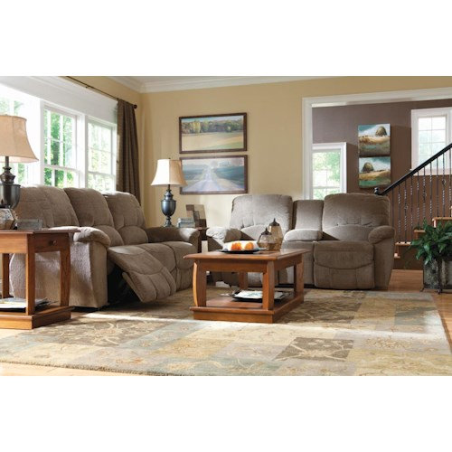 La-Z-Boy Hayes Reclining Living Room Group