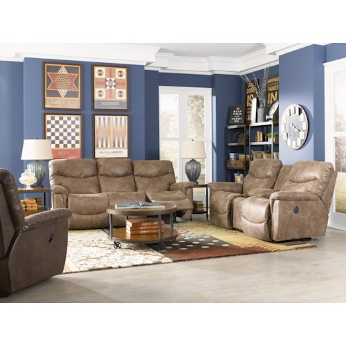 La-Z-Boy Palladin Reclining Living Room Group
