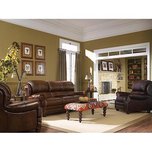 La-Z-Boy JAMISON Stationary Living Room Group