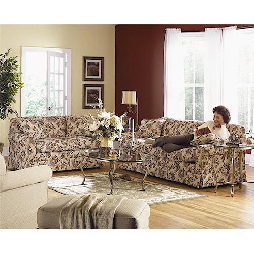 La-Z-Boy Madeline Stationary Living Room Group