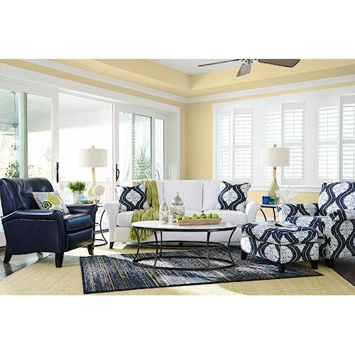 La-Z-Boy Phoebe Stationary Living Room Group