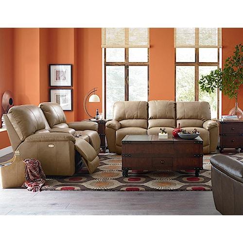 La-Z-Boy Tyler Reclining Living Room Group