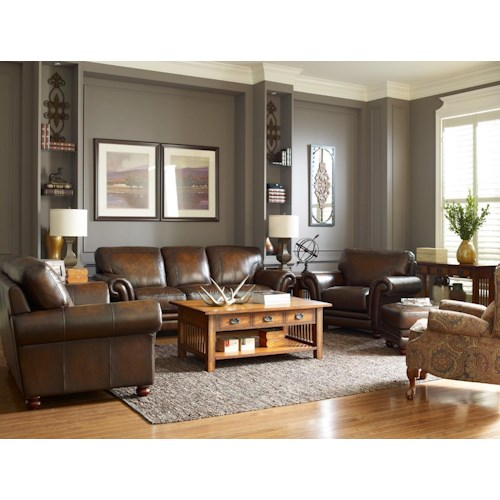 La-Z-Boy William Stationary Living Room Group