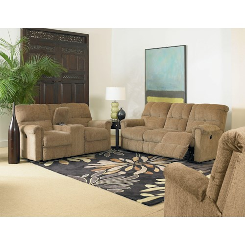 Lane Griffin Reclining Living Room Group