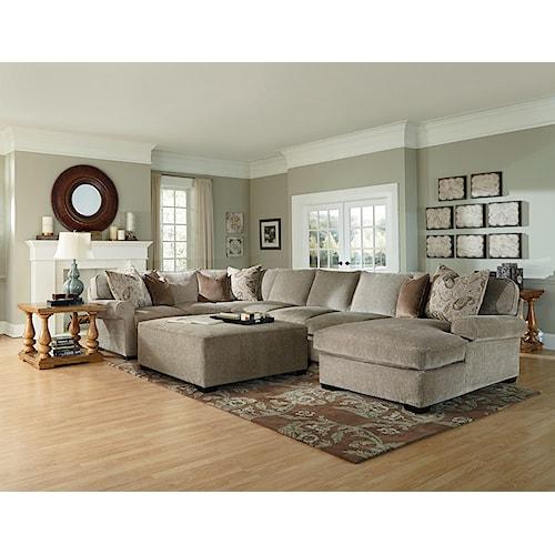 Lane Jonah Stationary Living Room Group