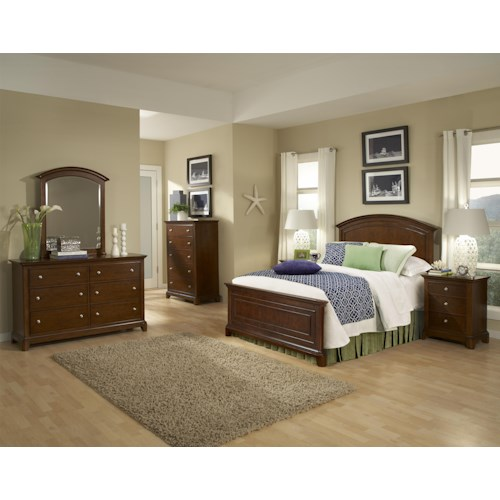 Legacy Classic Kids Impressions Full Bedroom Group