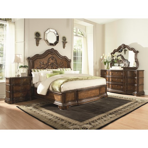 Legacy Classic Pemberleigh King Bedroom Group