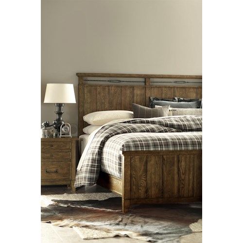 Legacy Classic River Run California King Bedroom Group