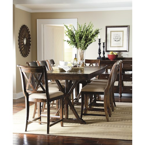 Legacy Classic Thatcher Casual Dining Room Group