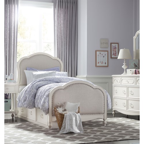 Legacy Classic Kids Harmony Full Bedroom Group