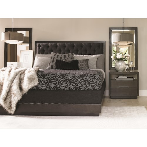 Lexington Carrera Bedroom Group