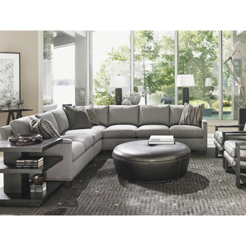 Lexington Carrera Stationary Living Room Group