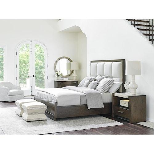 Lexington LAUREL CANYON Queen Bedroom Group
