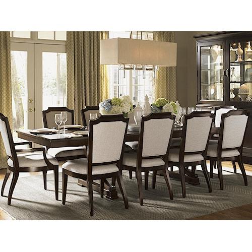 Lexington Kensington Place Formal Dining Room Group