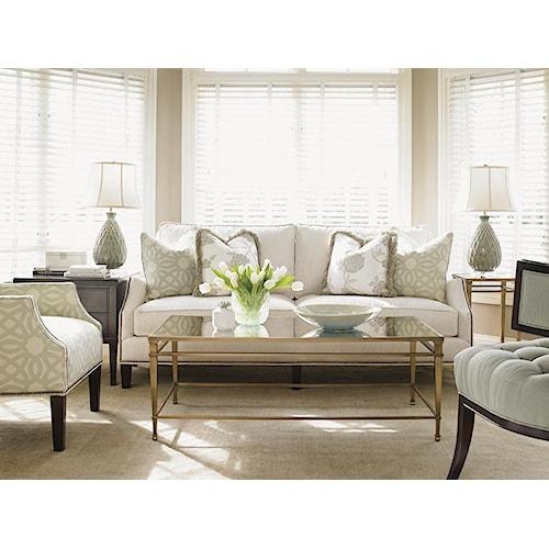 Lexington Kensington Place Stationary Living Room Group