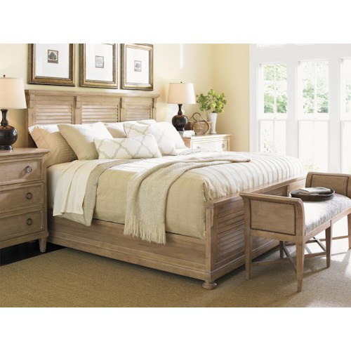 Lexington Monterey Sands California King Bedroom Group