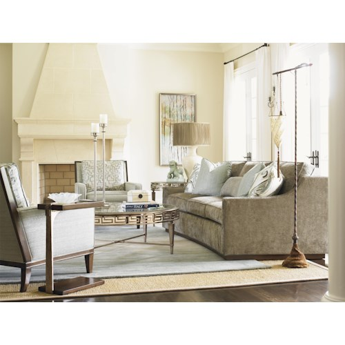 Lexington Tower Place Stationary Living Room Group