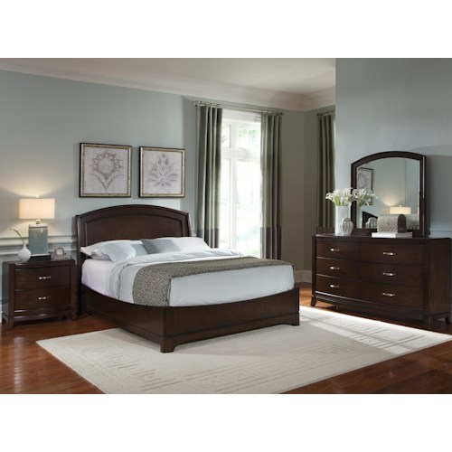 Liberty Furniture Avalon Queen Bedroom Group