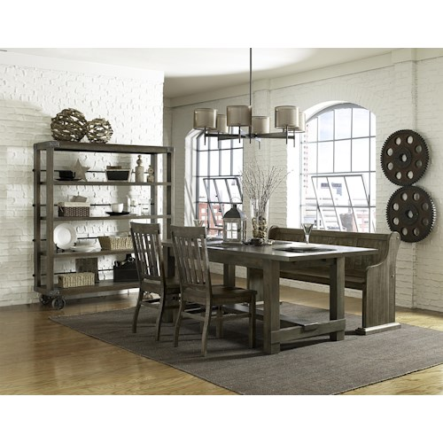 Belfort Select Karlin Casual Dining Room Group