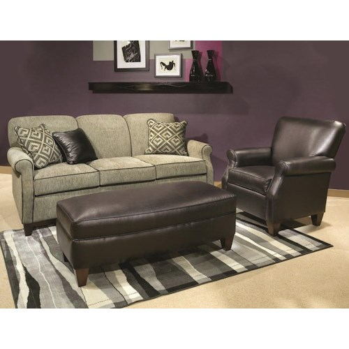 Marshfield Carson Stationary Living Room Group Conlin 39 S Furniture Upholstery Group