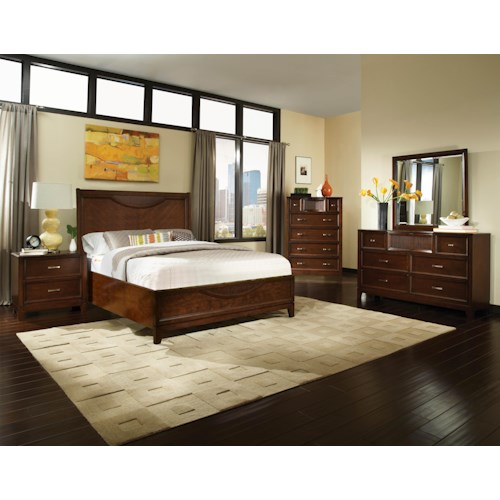 Najarian Melrose  CK Bedroom Group 1