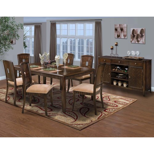 New Classic Edgemont Dining Room Group