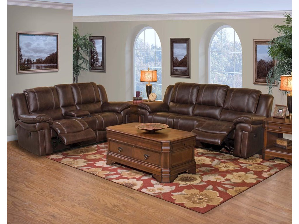 Recliners Shown May not Represent Features Indicated