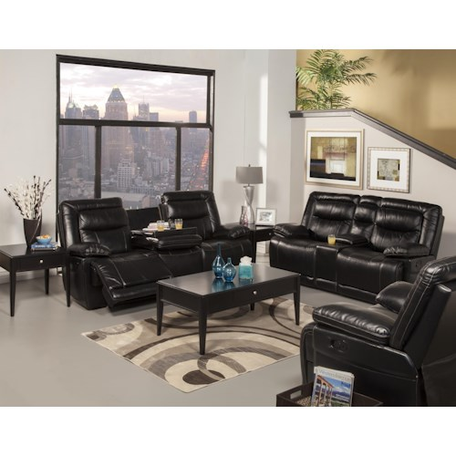 New Classic Torino Reclining Living Room Group