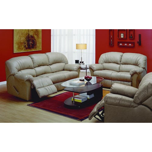 Palliser Callahan Reclining Living Room Group